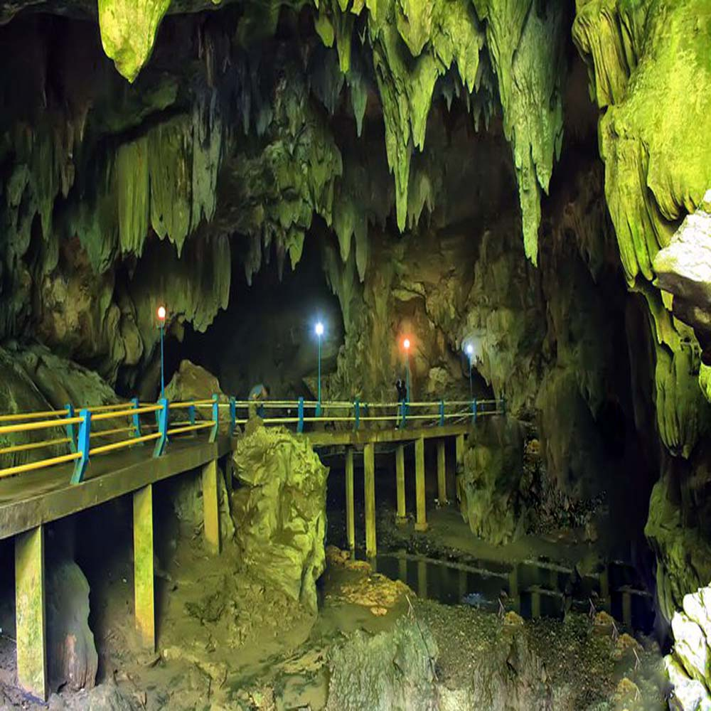 Bat Cave of Trenggalek city, East Java Province, Indonesia