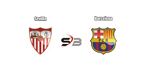 Prediksi Sevilla vs Barcelona 01 April 2018