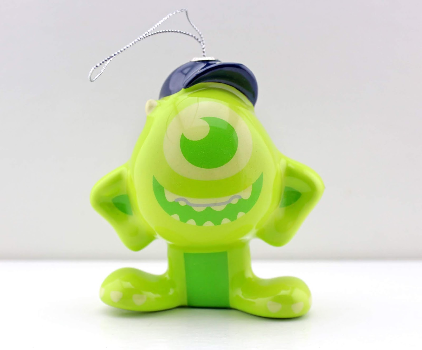 monsters university mike hallmark decoupage ornaments