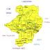 Bản đồ  Huyện Bắc Bình, Tỉnh Bình Thuận