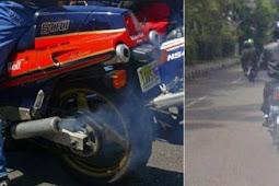 Cara Memperbaiki Dan Mengatasi Motor Berasap Putih Atau Berasap Hitam