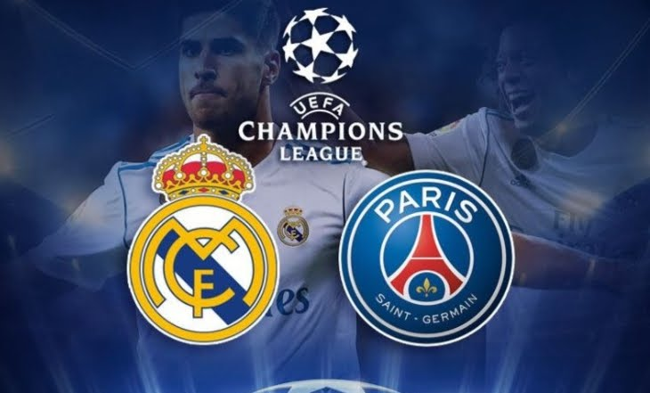 Dove Vedere Real Madrid-PSG Streaming Rojadirecta Video Diretta Online | Calcio Champions League