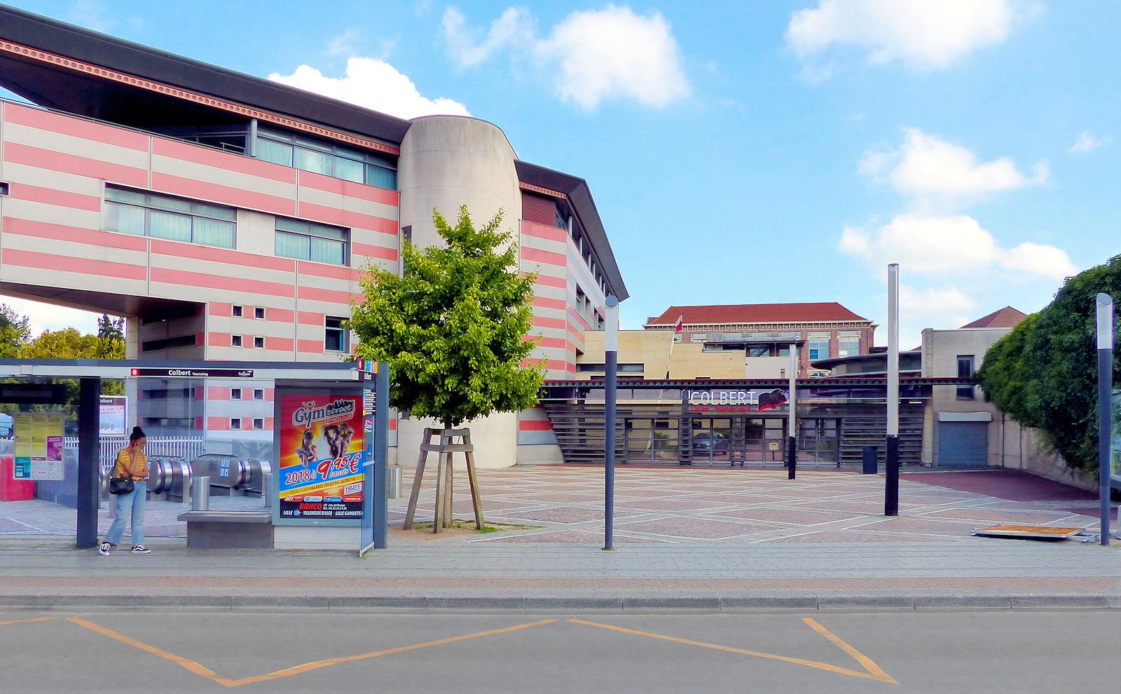 Tourcoing Lycées - Lycée public COLBERT