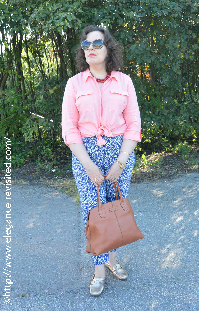 casual summer style over 40