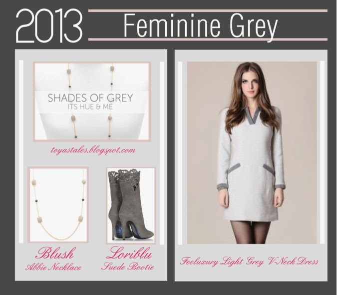 Shades of Grey Holiday Gift Guide - It's Hue and Me #ToyasTales