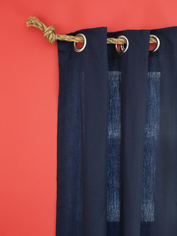Creative Ways To Make A Curtain Hardware By Using