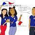 Euro 2016 : France - Islande (5-2)