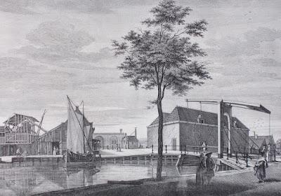 Amsterdam - 103 acqueforti settecentesche - Atlas van Fouquet - annunci