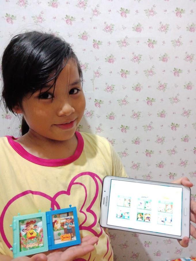 So Good Cerdik, Mengasah Imajinasi Anak