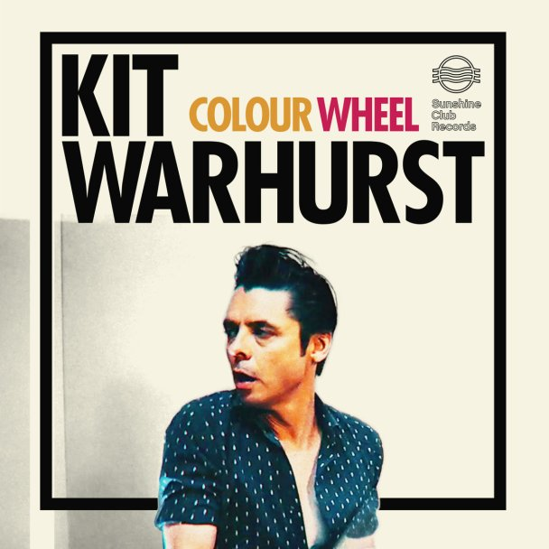 KIT WARHURST - Colour wheel 1
