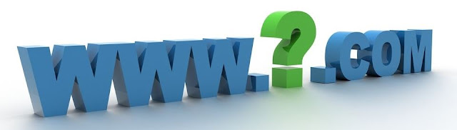 A website needs a domain name so it can be found online
