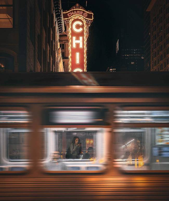 The Exotic Pictures Of  The Streets Of American Cities By Jason Dubs