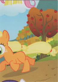 My Little Pony Value#6 Series 2 Trading Card