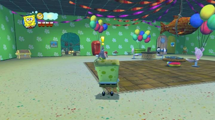 SpongeBobs Truth or Square ISO for PPSSPP - Download ...