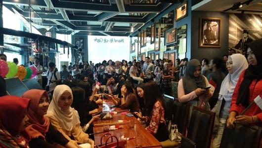 Dihadiri Menhub dan Menlu, Ratusan Pilot-Pramugari Deklarasi Dukung Jokowi
