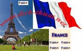 Dịch Tiếng Pháp