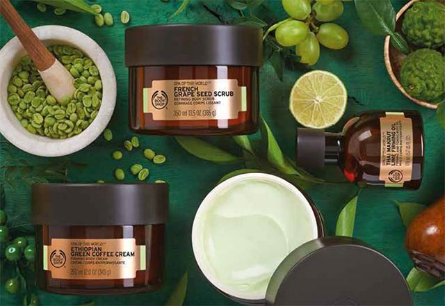 The Body Shop Spa Of The World Firming Ritual