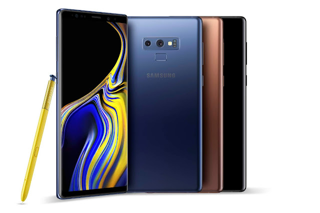 Samsung Galaxy Note9 Features