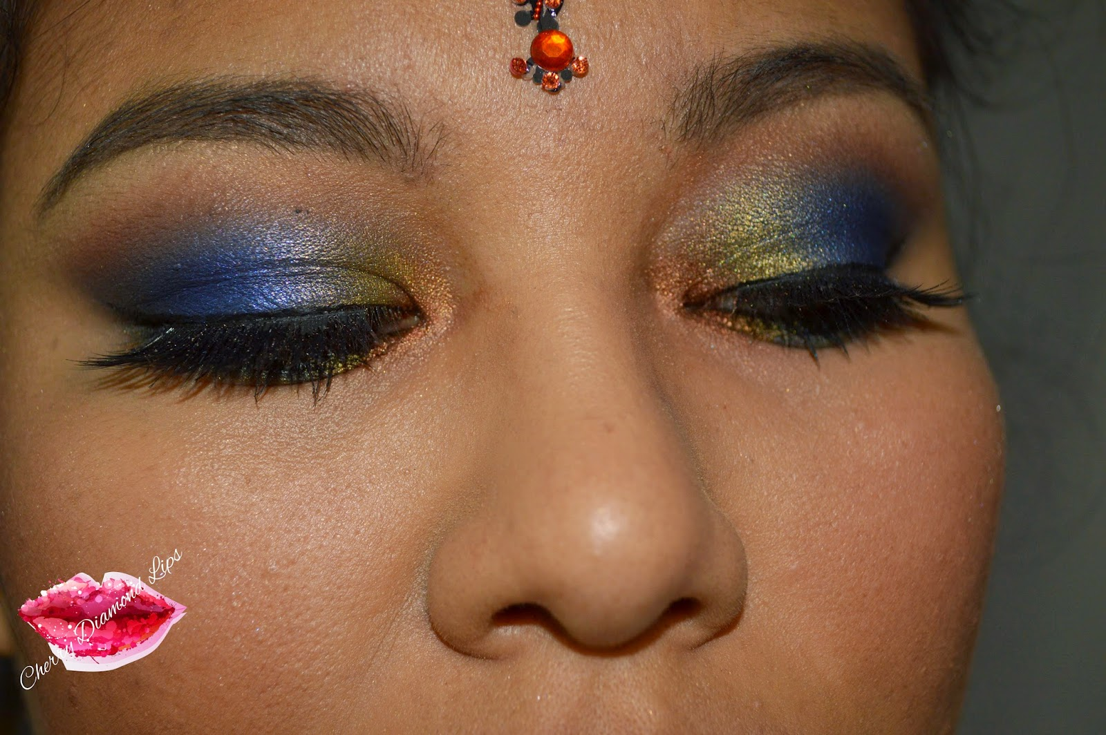 Genesis, Nabla Cosmetics, Citron, Eternity, Petra, Narciso, Rust, Makeup, Indian Bride