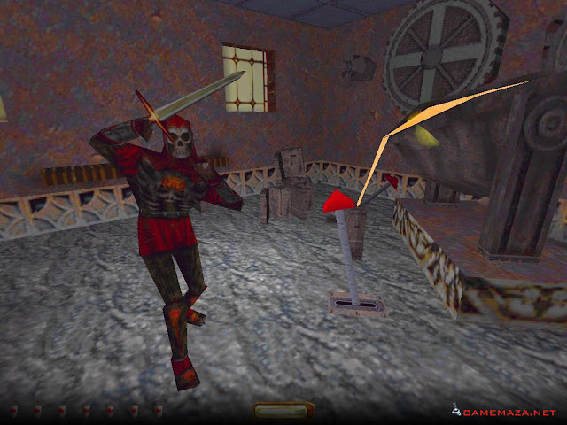 Thief The Dark Project Gameplay Screenshot 2