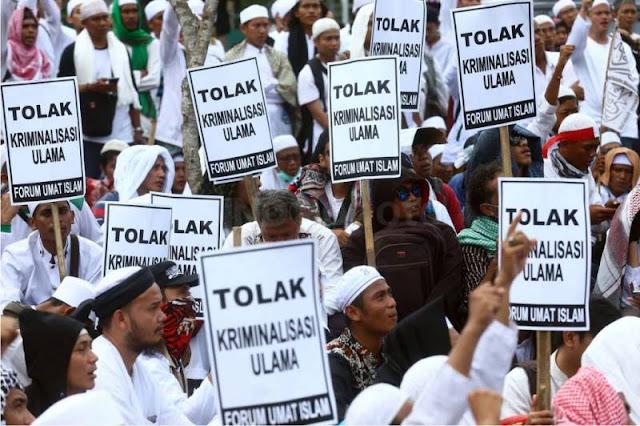 Jokowi Dituntut Kembalikan Nama Baik dan Kehormatan Ulama