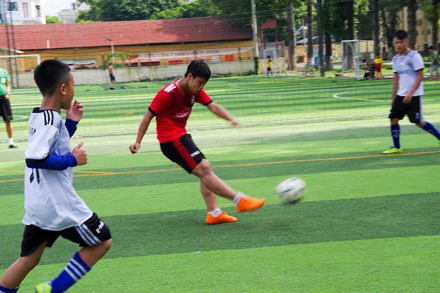 Học bóng đá mang lại lợi ích gì? Địa chỉ học bóng đá cho thiếu nhi tại tp HCM?