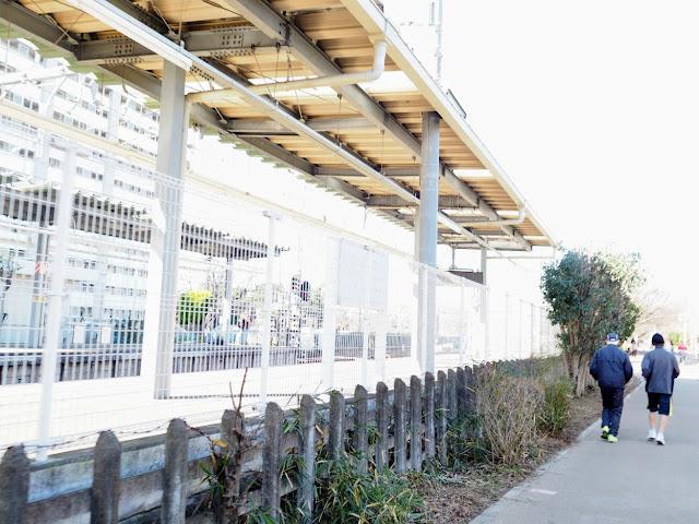 多摩湖自転車道 荻山駅