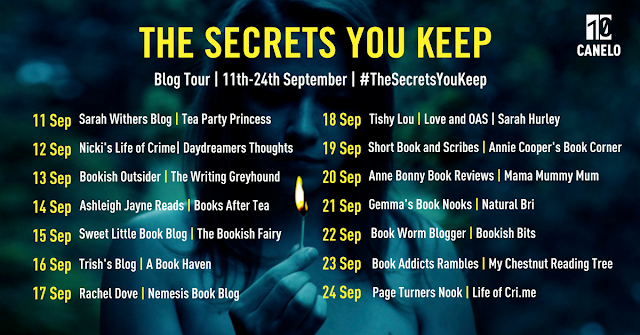 the-secrets-you-keep, kate-white, book, blog-tour