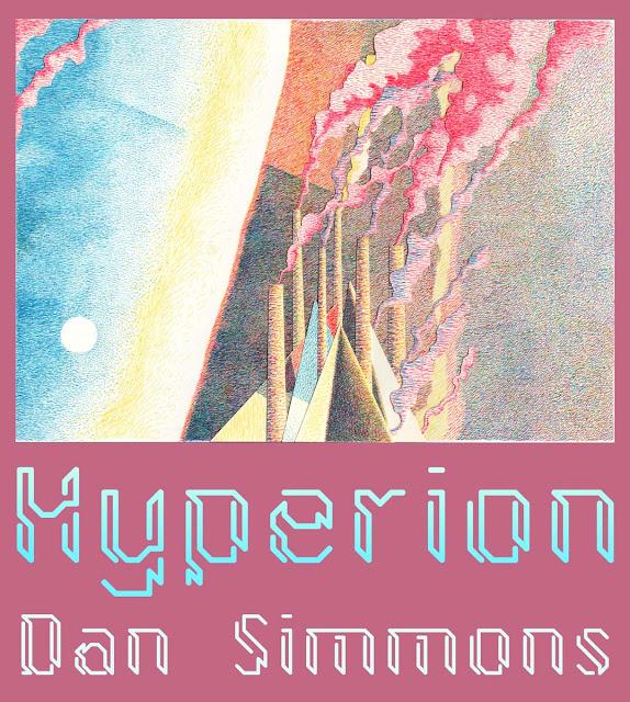 dan simmons, hyperion, cloudpine451