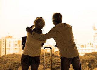 adultos mayores disfrutando la vida