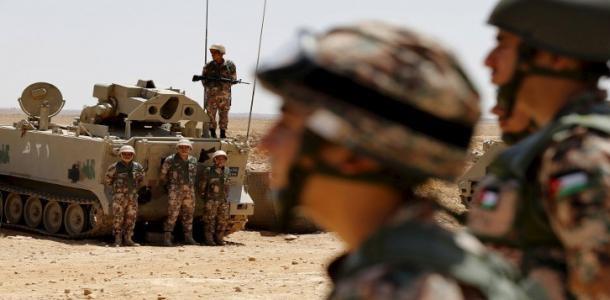 """الأردن يقبض على مناصرين لـ""""داعش"""" حاولا التسلل إلى سوريا !!"""
