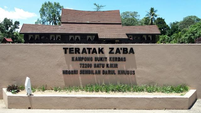 Teratak Za'ba