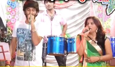 gaman Santhal and kajal maheriya photo free Download - Kajal maheriya and Gaman Santhal Picute