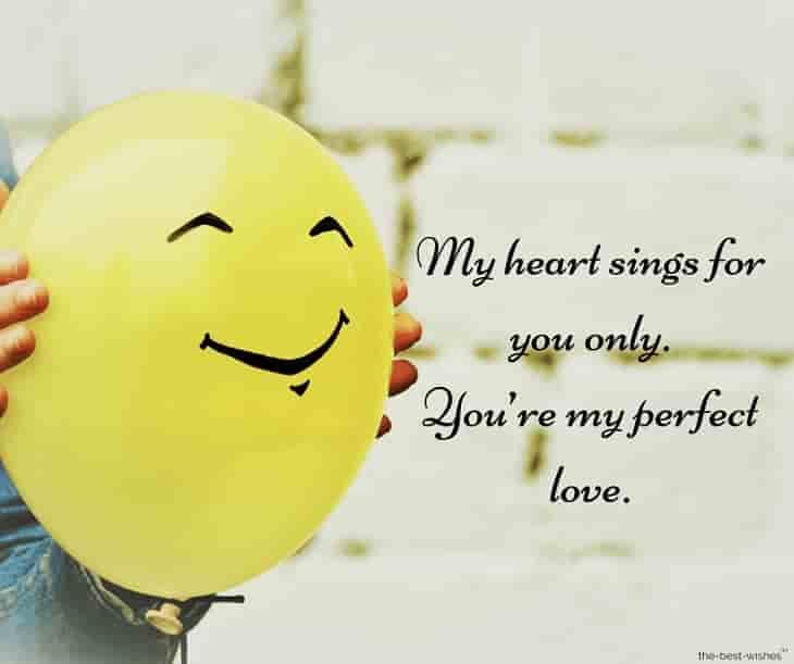 good morning romantic message to boyfriend