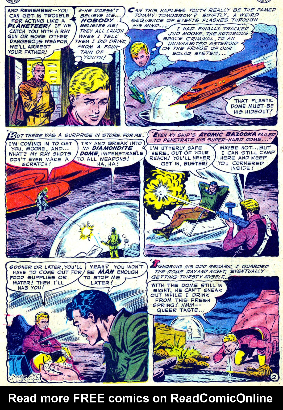 Read online Action Comics (1938) comic -  Issue #204 - 15