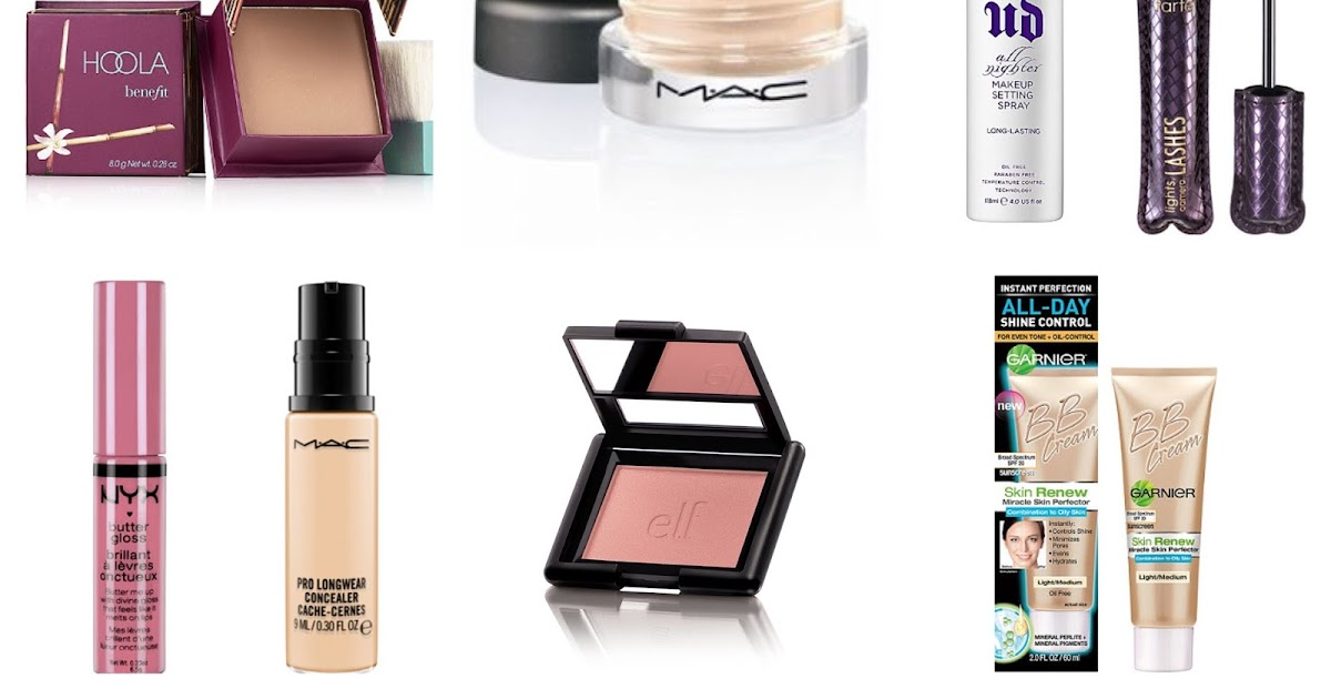 Home Sweetly Home Monday Must Haves Makeup