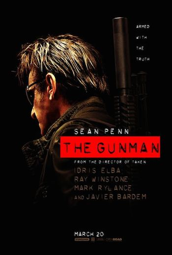 The Gunman (2015) 720p WEB-DL 700MB