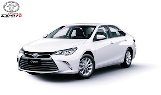 2016 Toyota Camry Altise Review Mpg