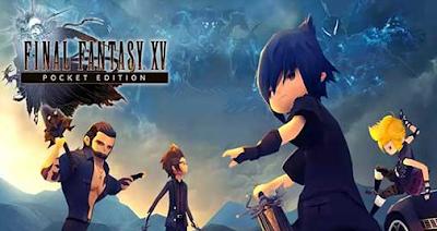 Final Fantasy XV Pocket Edition Mod Apk (Full Unlocked+Unlimited Money)