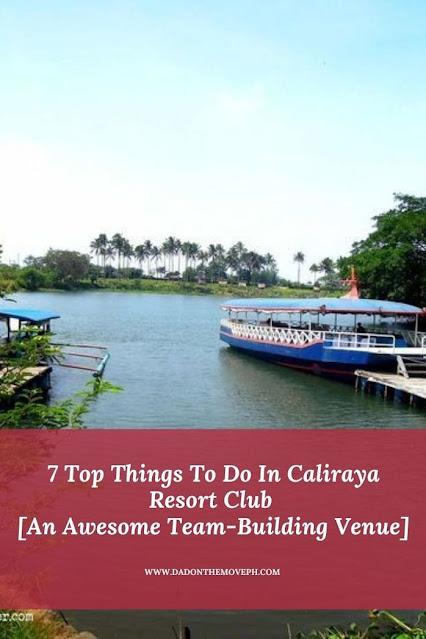 Things to do in Caliraya Resort