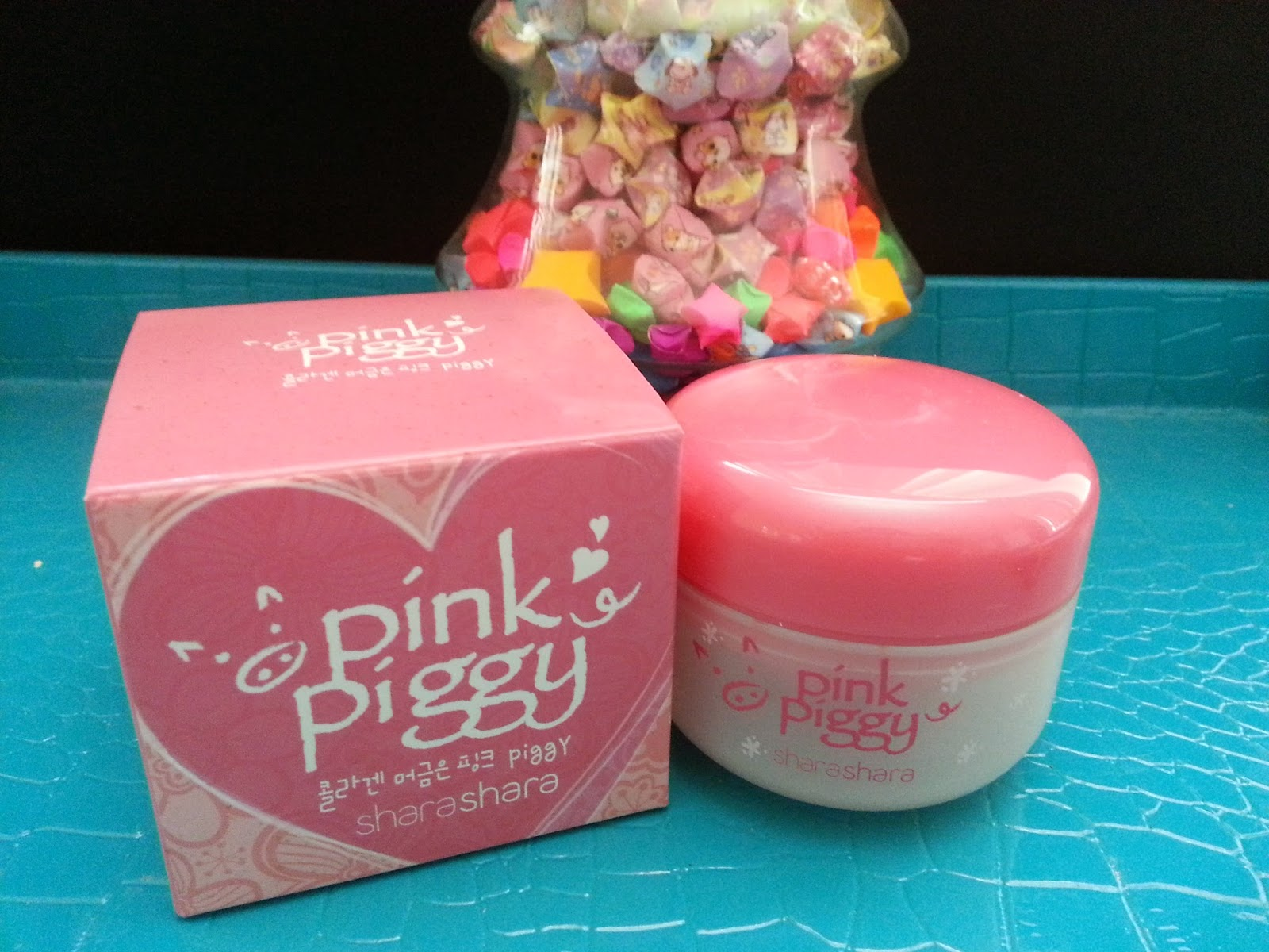 Shara Shara Pink Piggy Collagen Cream