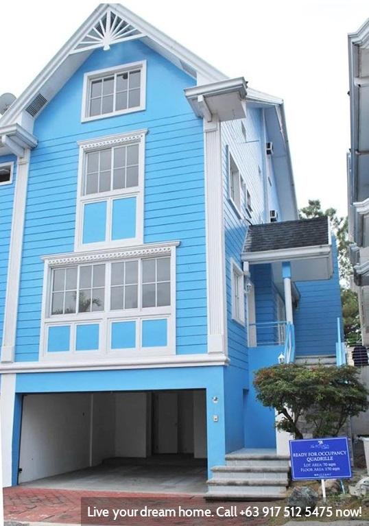 Quadrille Model - La Posada Luxury House for Sale in Exclusive Gated Community - Sucat Muntinlupa