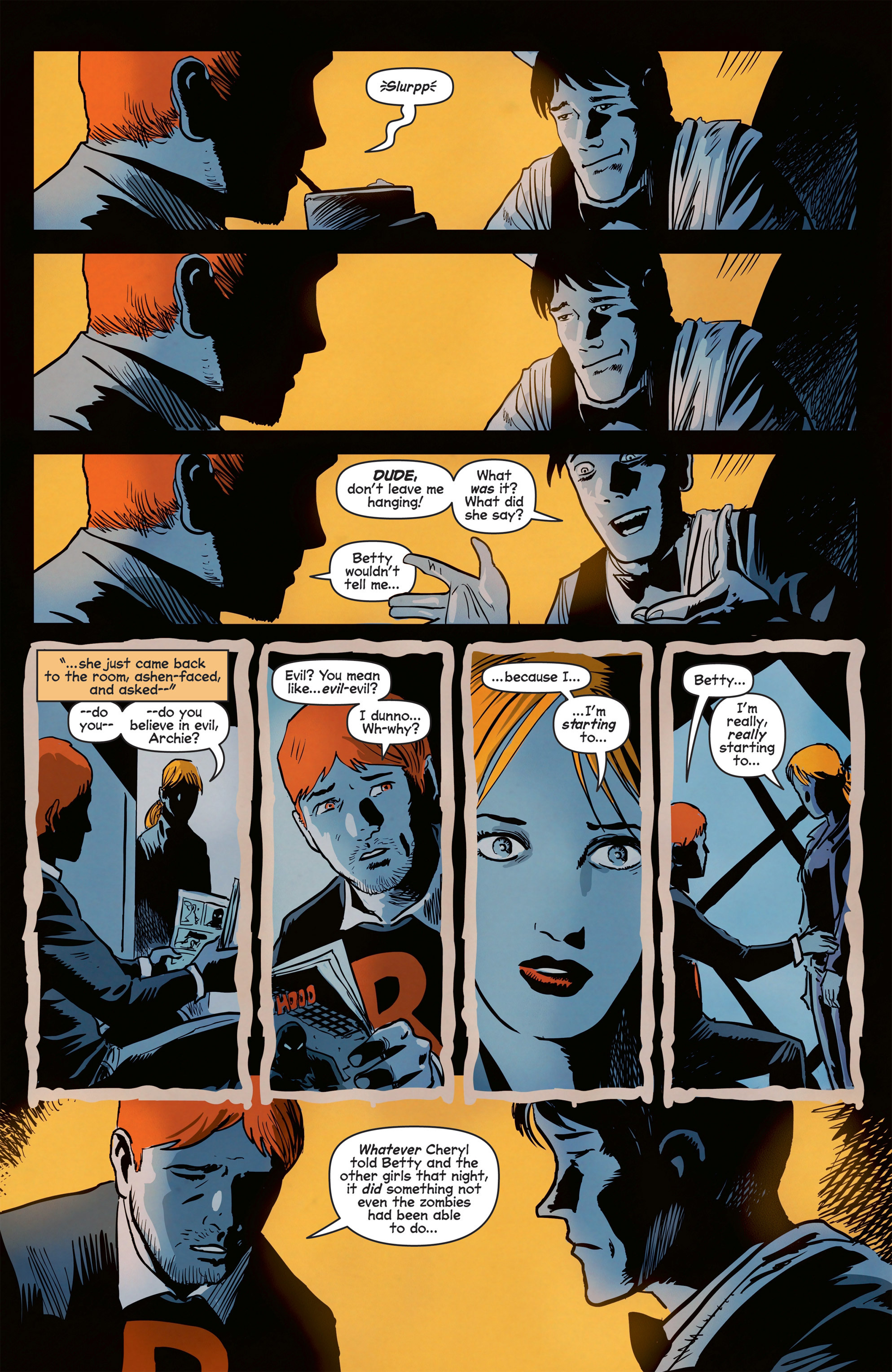 Read online Afterlife with Archie comic -  Issue #8 - 16
