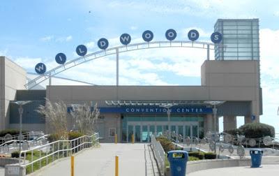 Wildwoods Convention Center in Wildwood New Jersey