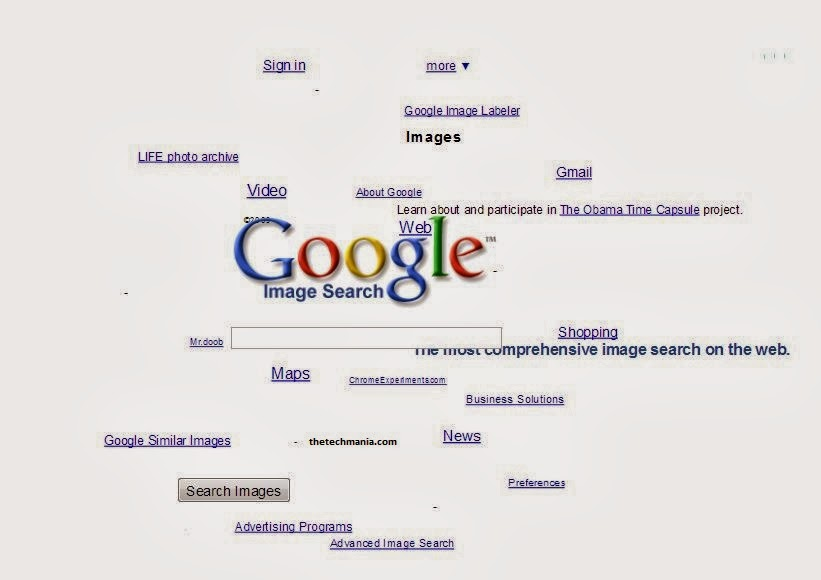 Google Sphere -Google Tricks