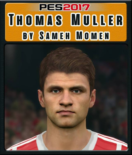 Thomas Muller New Face PES 2017