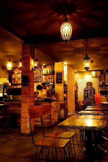 suasana The Alleyway Cafe