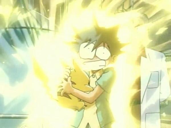 ash and pikachu first meet