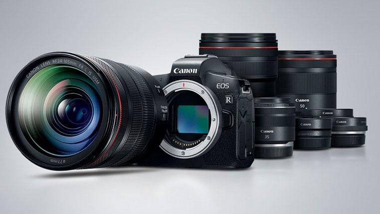 Система Canon EOS R