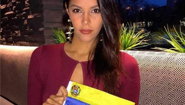 """Miss Venezuela: """"La situación de nuestro país es innegable y nadie puede tornarse indiferente"""""""